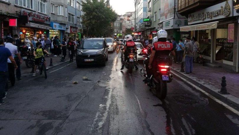 Fatih'te parfümeri dükkanında patlama: 2 hafif yaralı