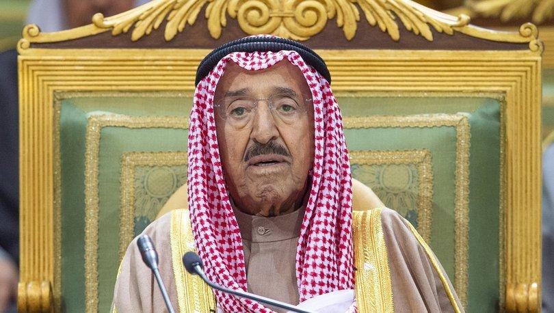 Son dakika haberleri! Kuveyt Emiri Sabah hayatını kaybetti!