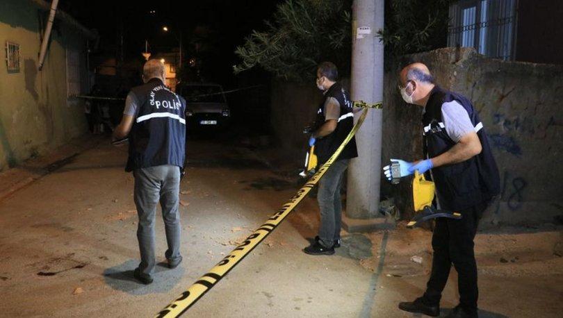 Adanada silahlı kavga: 1 ölü, 1 yaralı
