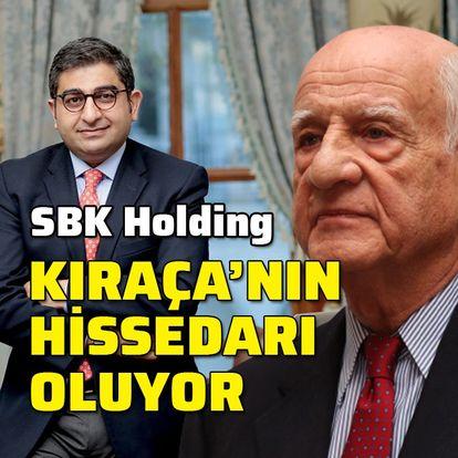 SBK Holding, Kıraça'nın hissedarı oluyor iddiası