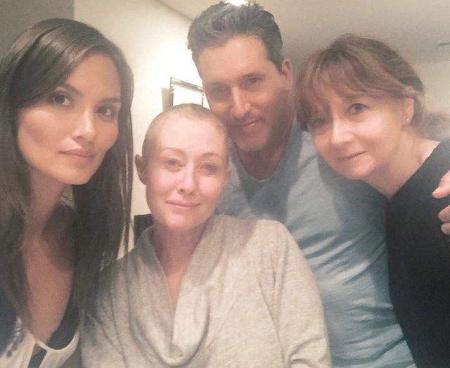 Kanser hastası Shannen Doherty kalan zamanında neler yapacağını açıkladı - Magazin haberleri