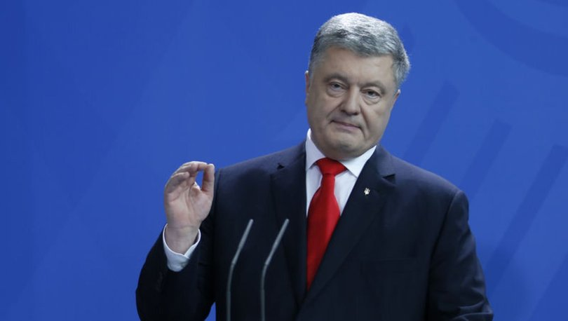 Eski Ukrayna Devlet Başkanı Poroşenko koronavirüse yakalandı