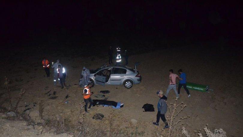 Kütahya'da acı olay: Çocuğu doğduğu gün kazada öldü