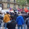 Paris'te PKK yandaşları ve Ermenistanlılardan protesto