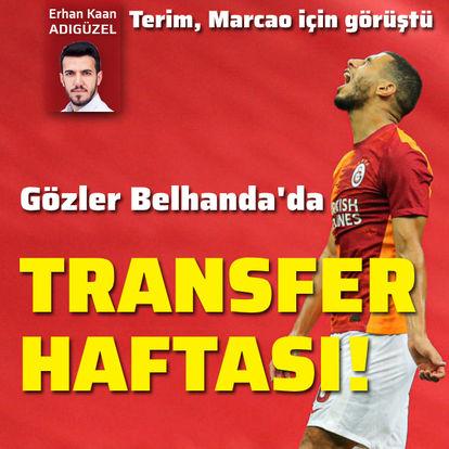 Transfer haftası!