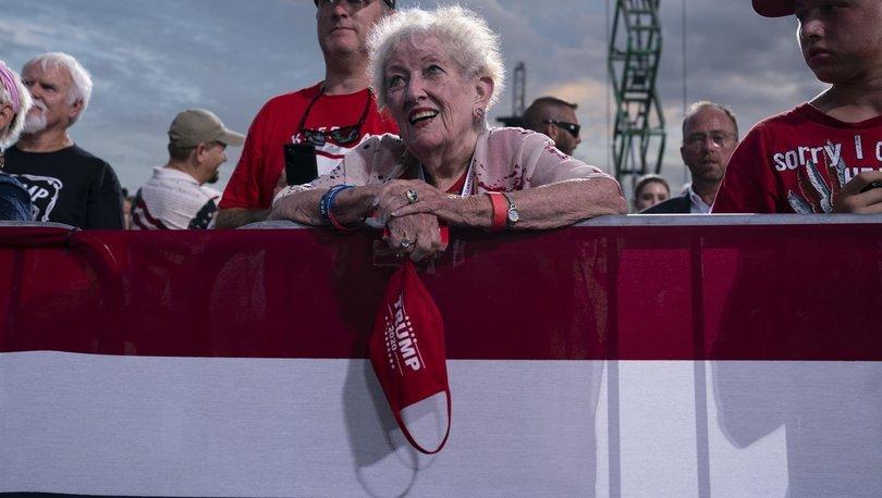 ABD'de emekliler seçim kampanyalarına 181 milyon dolar bağışta bulundu