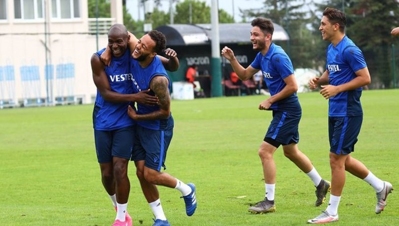 Trabzonspor, Gaziantep FK maçının hazırlıklarını sürdürdü