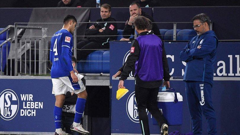 Ozan Kabak'a 5 maç ceza verildi!