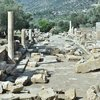 İş Bankası'ndan Teos ve Nysa antik kentlerinide süren arkeolojik kazılara destek