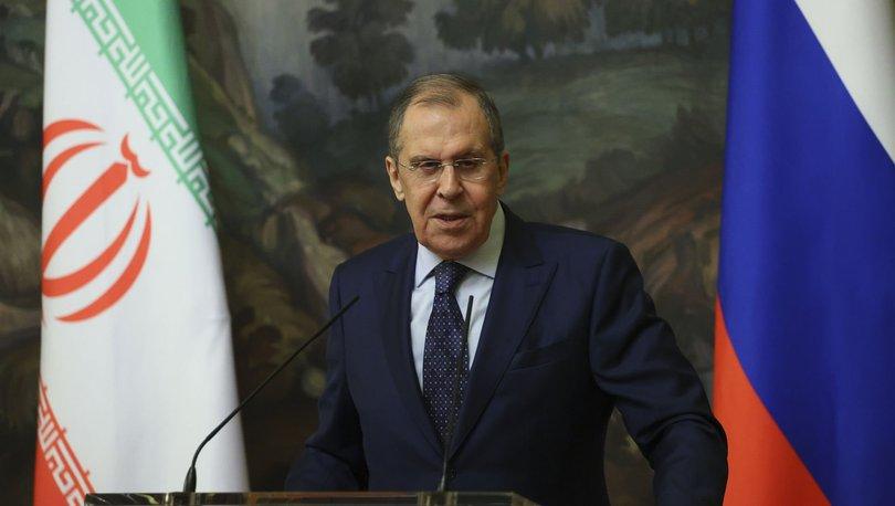 Son dakika haberleri! Rusya Dışişleri Bakanı Lavrov'dan Azerbaycan ve Ermenistan'a çağrı!