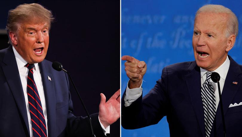 Trump-Biden tartışmasının 'kaybedeni' moderatör Chris Wallace