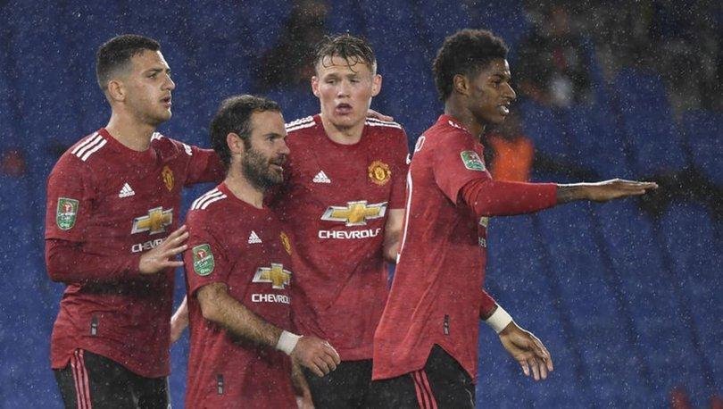 İngiltere Lig Kupası'nda 4 takım çeyrek finale yükseldi