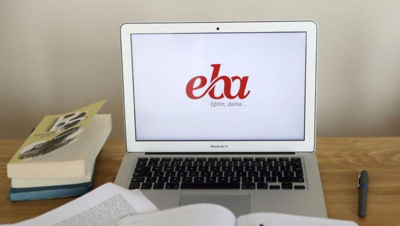 EBA TV ile canlı ders izle... TRT EBA TV ilkokul ortaokul ve lise dersleri - 1 Ekim 2020