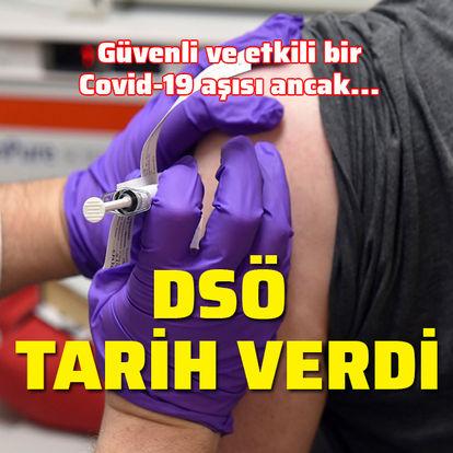 DSÖ tarih verdi! Güvenli ve etkili bir Covid-19 aşısı ancak...
