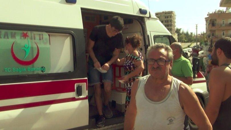 Yaralıyı korona bulaşır diye ambulanstan indirdiler!