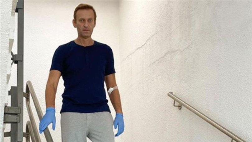 Zehirlenen Rus muhalif Navalnıy'e göre suçlu Putin!