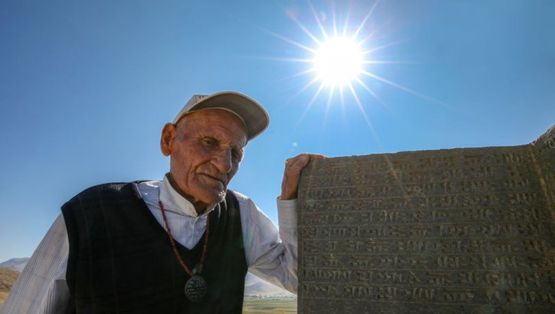 Urartuların sadık bekçisi 58 yıllık görevini bırakıyor