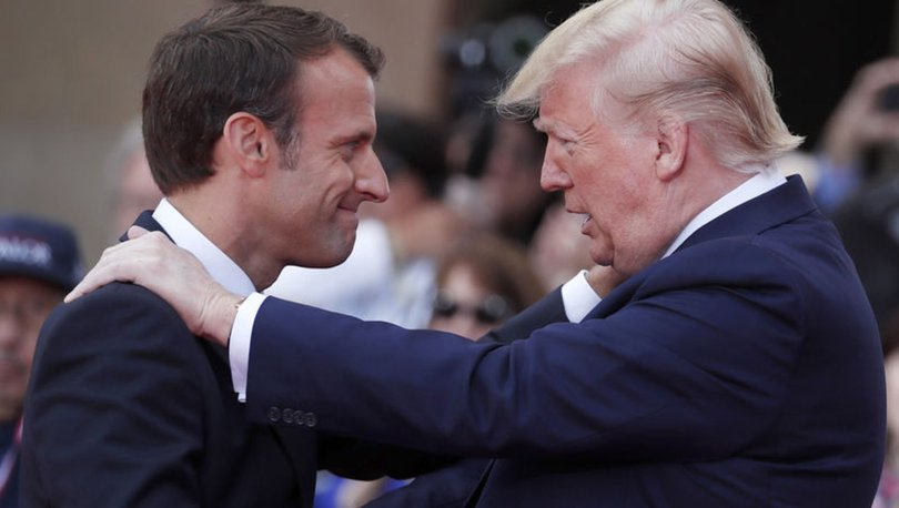 Trump, Putin ve Macron'dan ortak Karabağ çağrısı!