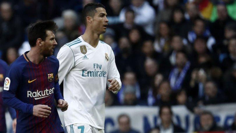 Ronaldo ile Messi, Şampiyonlar Ligi'nde aynı grupta!