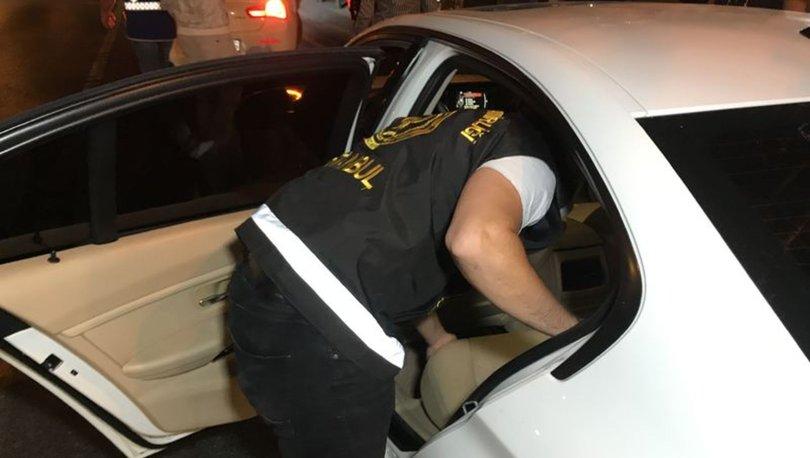 İstanbul'da uyuşturucu operasyonu: 5 İranlı yakalandı