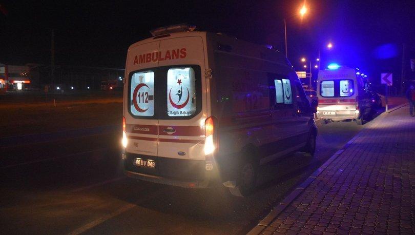 Son dakika haberi! İşçi servisleri birbirine girdi: 9 yaralı!