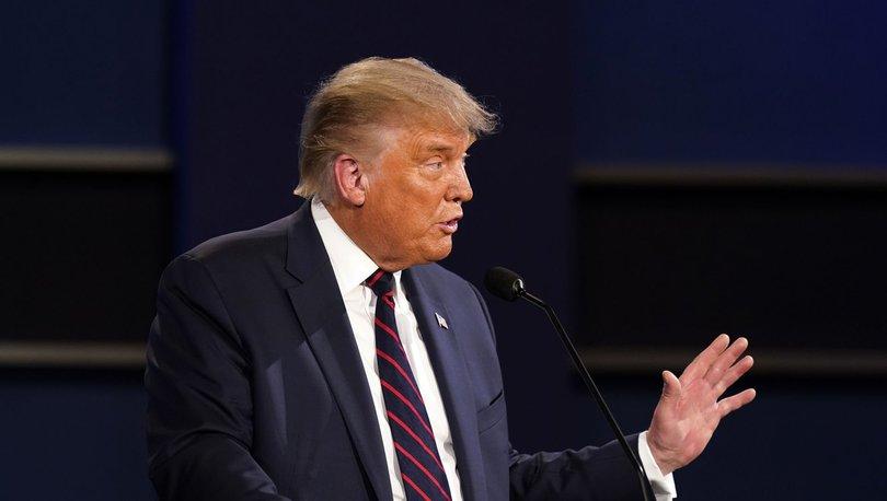 Trump, seçimler için canlı yayın tartışmalarına yeni kurallar getirilmesine karşı