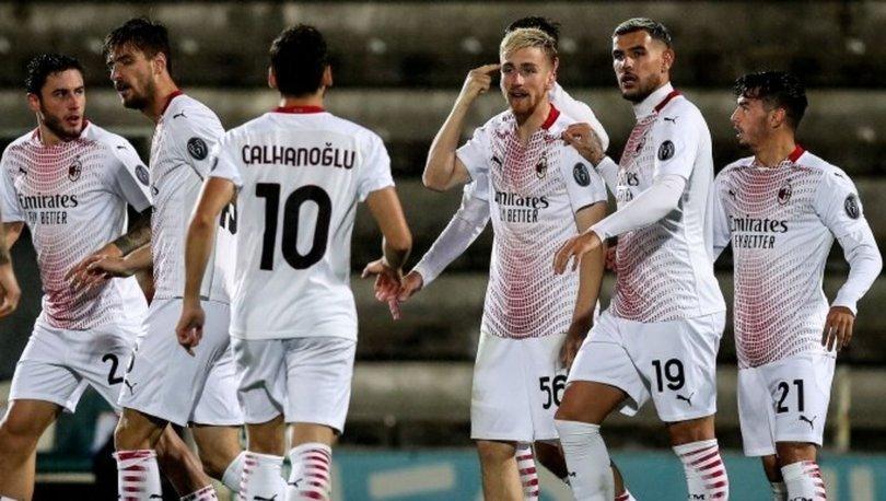 Milan, Rio Ave'yi penaltılarla eledi