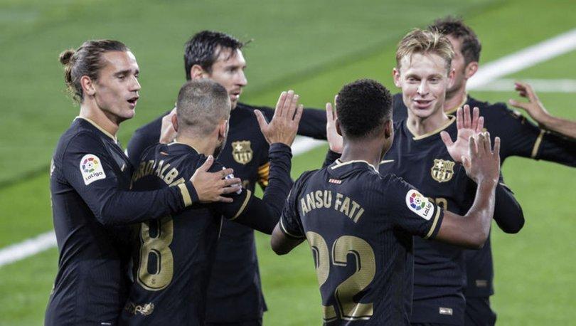 Celta Vigo: 0 - Barcelona: 3