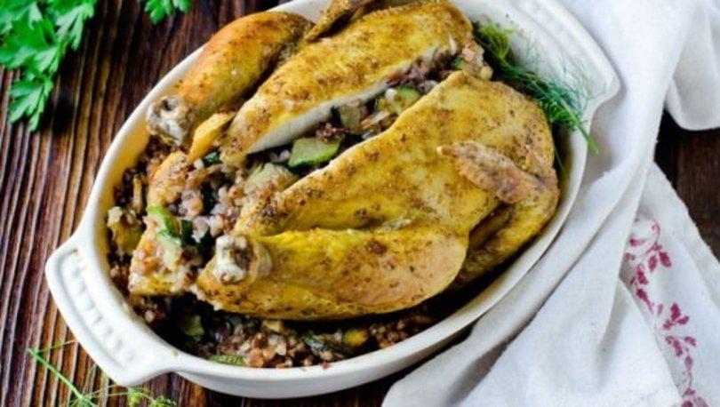 Tavuk dolması tarifi, nasıl yapılır?