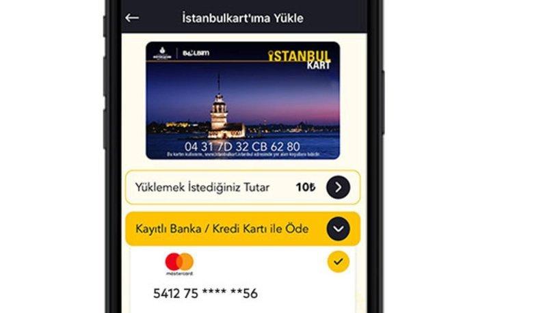 İstanbulkart mobil yükleme için BELBİM ile Mastercard işbirliği yaptı