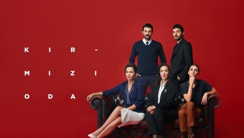 Kırmızı Oda oyuncuları kimler? Kırmızı Oda dizisi konusu nedir?