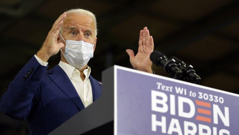 ABD'de Demokrat aday Joe Biden'ın Kovid-19 test sonucu negatif çıktı!