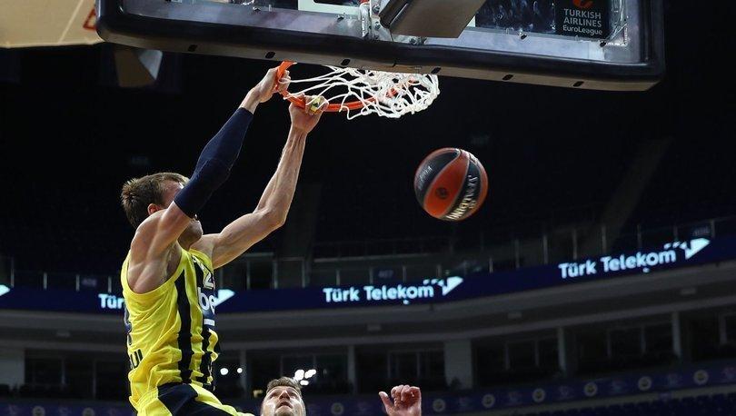 Fenerbahçe Beko: 77 - Kızılyıldız mts: 63 | MAÇ SONUCU