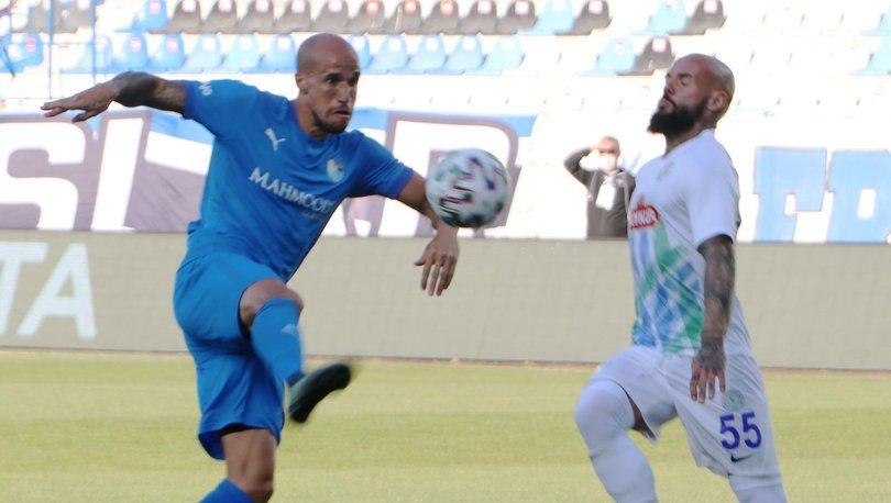 BŞB Erzurumspor: 0 - Çaykur Rizespor: 0 | MAÇ SONUCU