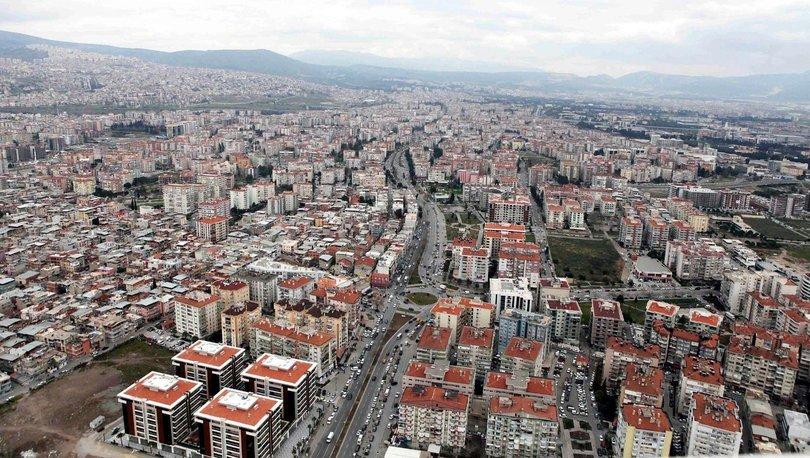 Son 5 yılda Türkiye'de 6.9 milyon konut satıldı