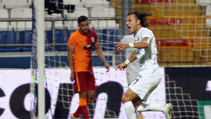 Kasımpaşa: 1 - Galatasaray: 0   MAÇ SONUCU