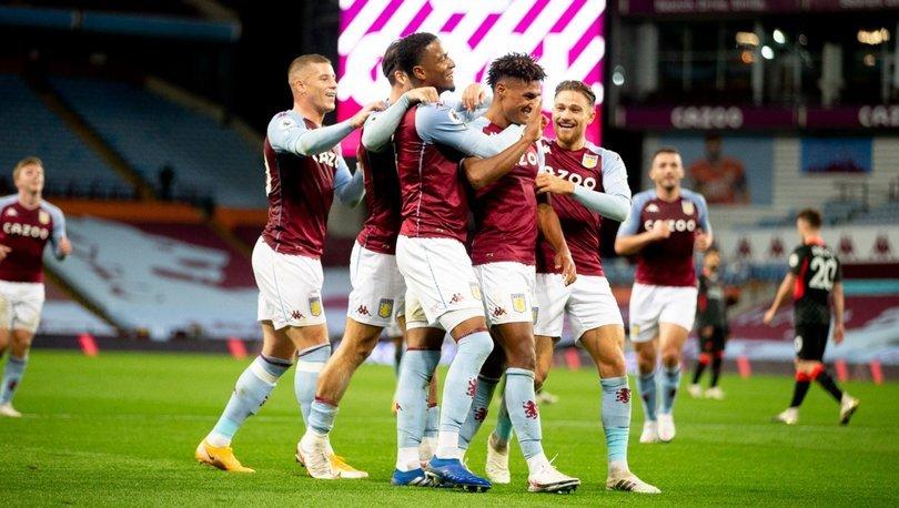 Aston Villa, Liverpool'u 7-2 mağlup etti!