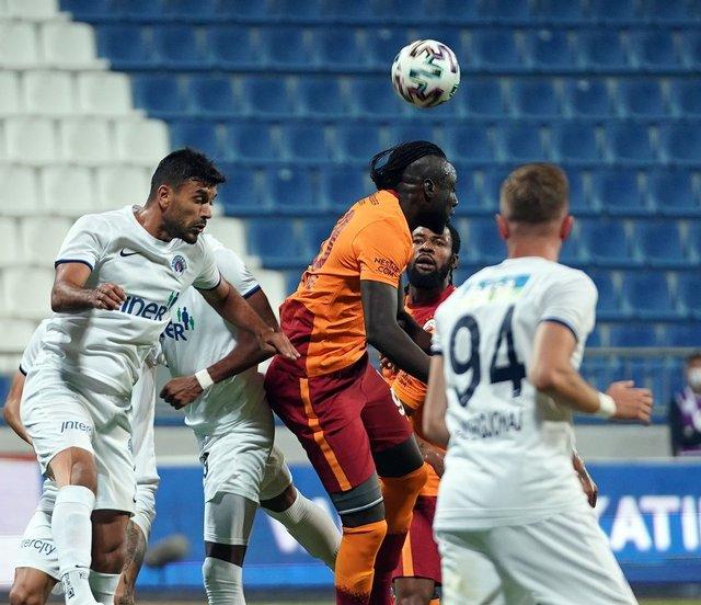 Kasımpaşa - Galatasaray maçının yazar yorumları (GS maç yorumları)