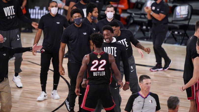 Heat, NBA finalindeki ilk galibiyetini aldı