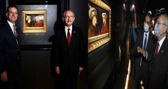 'Fatih' tablosuna özel gösterim