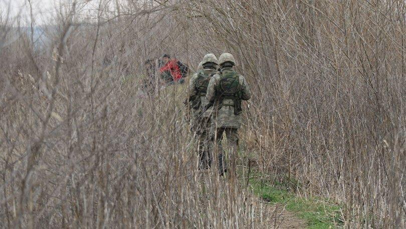 FETÖ şüphelileri askeri yasak bölgede yakalandı