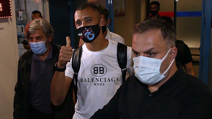 SON DAKİKA! Vitor Hugo, Trabzonspor'da