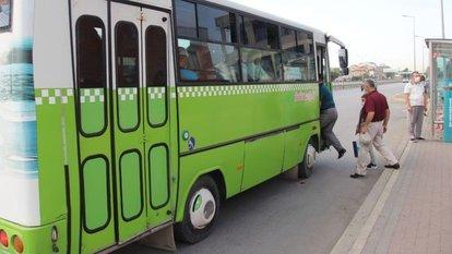 Eşkıyalar otobüs şoförüne dehşeti yaşattı