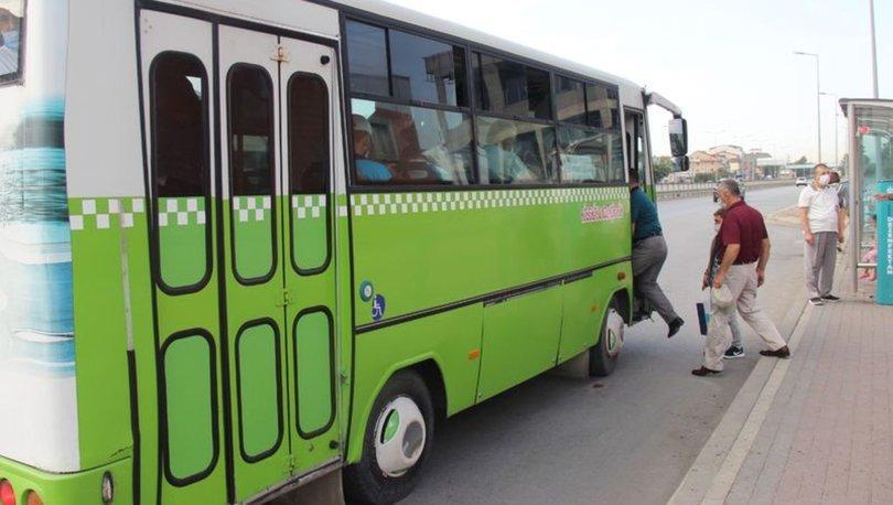 Son dakika haberi! Eşkıyalar otobüs şoförüne dehşeti yaşattı