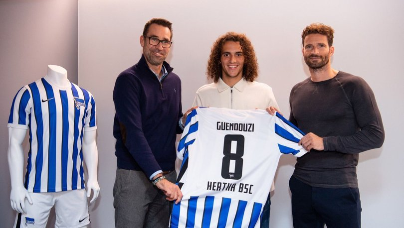 Arsenal, Guendouzi'yi Hertha Berlin'e kiraladı