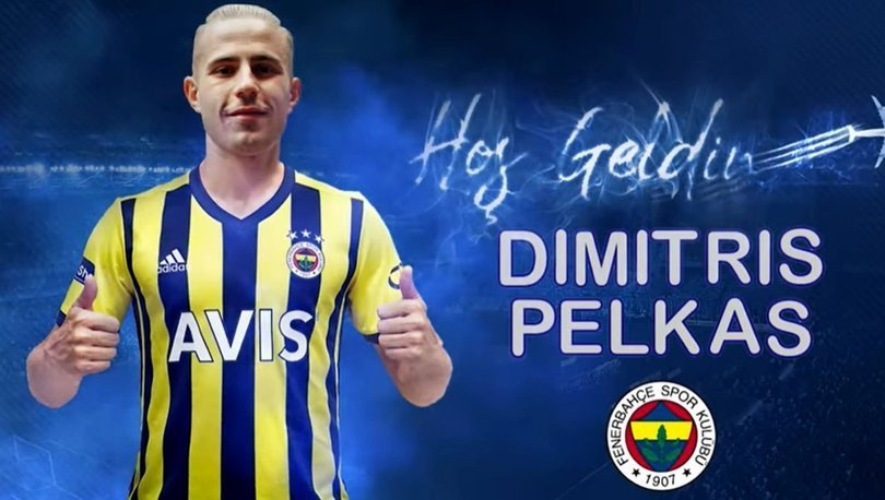 SON DAKİKA! Fenerbahçe, Pelkas'la imzaladı