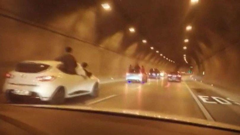 İstanbul'da yasağa rağmen asker konvoyu oluşturan 4 sürücü gözaltında