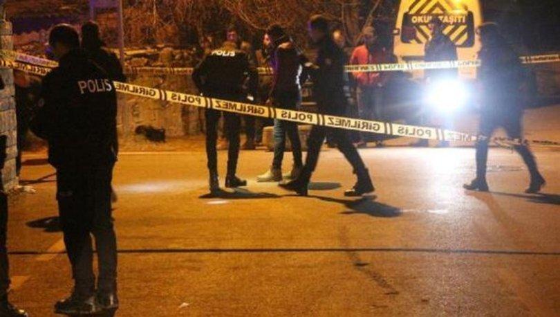 Bağcılar'da silahlı kavga! 1 kişi hayatını kaybetti