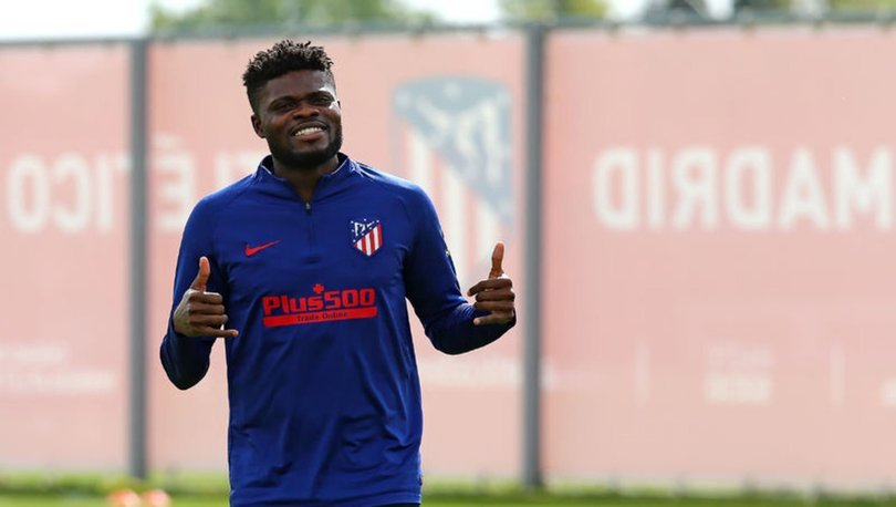 Thomas Partey Arsenal'de