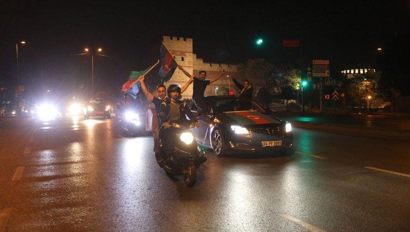 Azerbaycan için 'Gardaşlık Zamanı' konvoyu düzenlendi